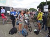 RTG Triathlon Team am Start in Köln